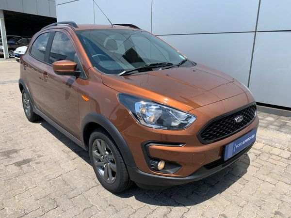 2020 Ford Figo Freestyle 1.5Ti VCT Trend 5-Door Gauteng Krugersdorp_0
