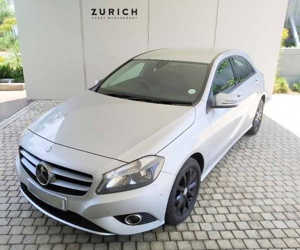 2013 Mercedes-Benz A-Class A 180 Be At  Kwazulu Natal Umhlanga Rocks_0