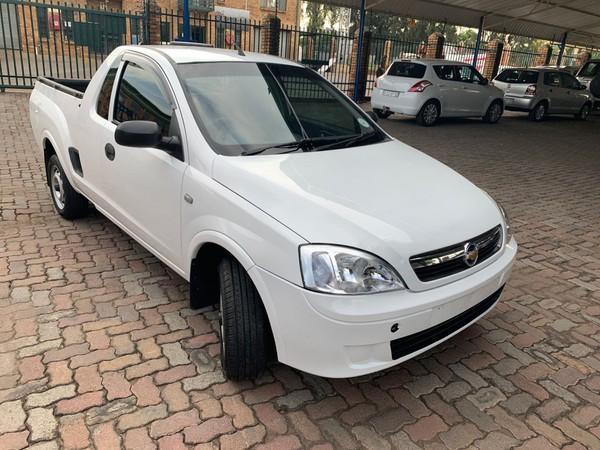 2012 Opel Corsa Utility 1.4 Club PU SC Gauteng Centurion_0