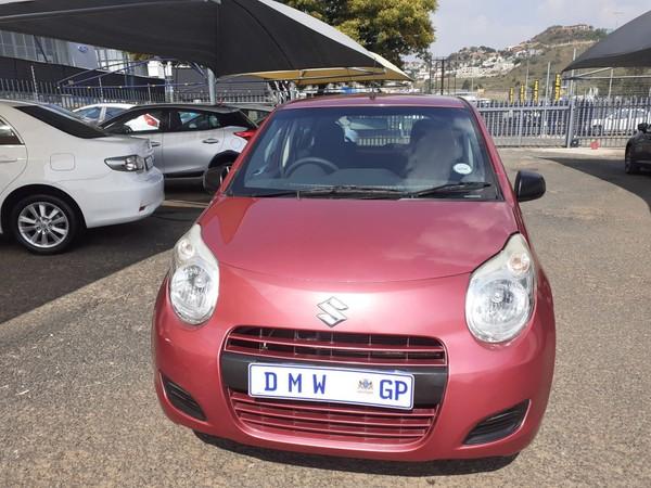 2010 Suzuki Alto 1.0 Gl  Gauteng Johannesburg_0