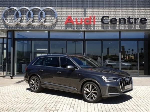 2020 Audi Q7 3.0 TDI Quattro TIP S Line 45 TDI Western Cape Century City_0