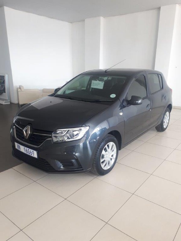 2020 Renault Sandero 900 T expression Kwazulu Natal Newcastle_0