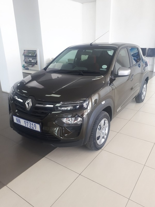 2020 Renault Kwid 1.0 Dynamique 5-Door AMT Kwazulu Natal Newcastle_0