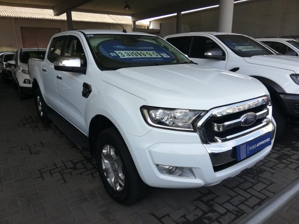 2016 Ford Ranger 3.2tdci Xlt 4x4 At Pu Dc  Eastern Cape East London_0