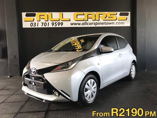 2016 Toyota Aygo 1.0 X- PLAY 5-Door Kwazulu Natal Pinetown_0