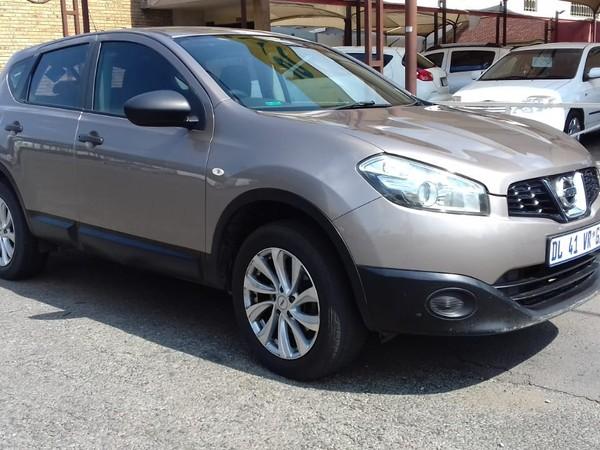 2010 Nissan Qashqai 1.6 Visia  Gauteng Vereeniging_0