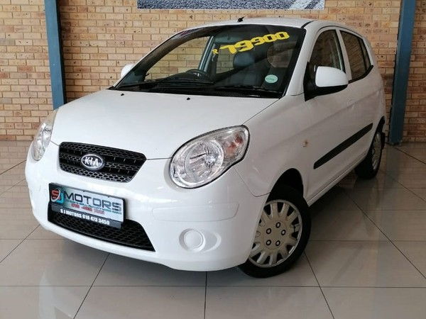 2010 Kia Picanto 1.1 Striker  North West Province Orkney_0