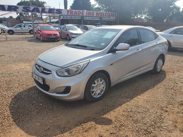 2016 Hyundai Accent 1.6 Gls  Gauteng Lenasia_0