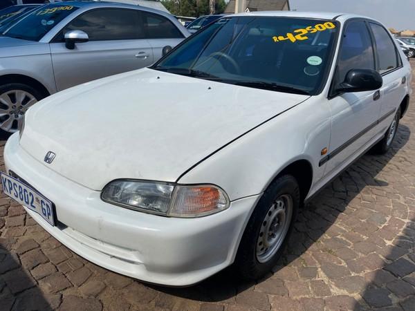 1999 Honda Ballade 150i Encore  Gauteng Boksburg_0
