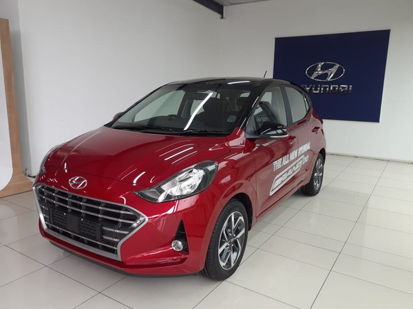 2020 Hyundai Grand i10 1.25 Fluid Auto Kwazulu Natal Pinetown_0