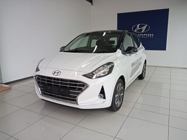 2020 Hyundai Grand i10 1.2 Fluid Kwazulu Natal Pinetown_0