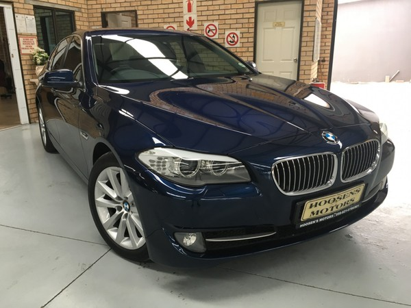 2010 BMW 5 Series 530d Exclusive At f10  Free State Villiers_0