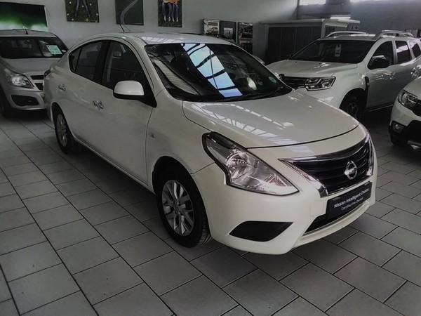 2018 Nissan Almera 1.5 Acenta Auto Northern Cape Kimberley_0