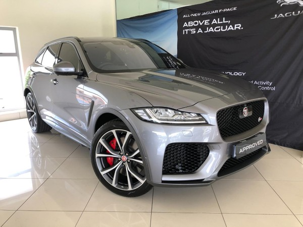 2020 Jaguar F-Pace 5.0 V8 SVR Gauteng Four Ways_0
