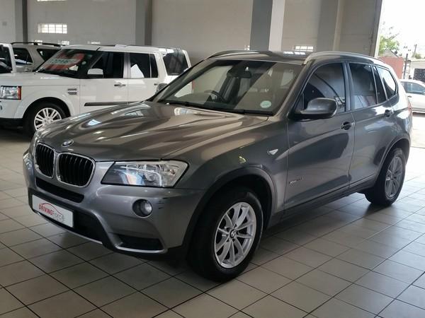 2012 BMW X3 Xdrive20d At  Western Cape Wynberg_0