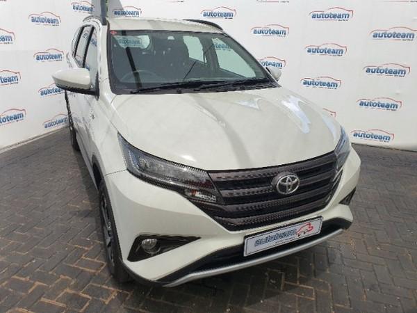 2019 Toyota Rush 1.5 Auto Gauteng Boksburg_0