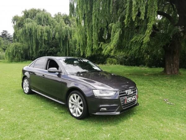 2013 Audi A4 1.8t Multitronic b7  Gauteng Edenvale_0