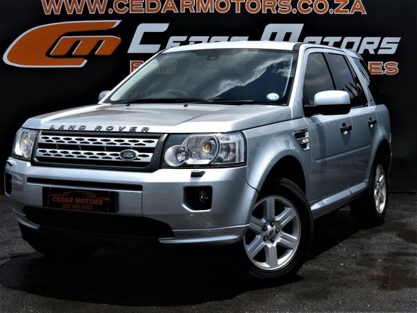 2011 Land Rover Freelander Ii 2.2 Sd4 S At  Gauteng Johannesburg_0