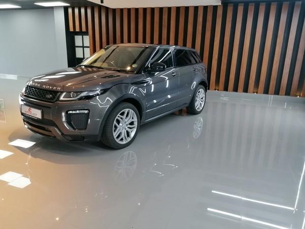 2016 Land Rover Evoque 2.2 SD4 HSE Dynamic Kwazulu Natal Pietermaritzburg_0