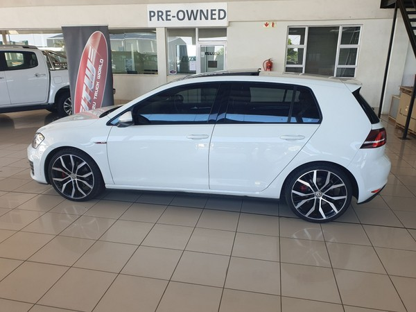 2015 Volkswagen Golf VII GTi 2.0 TSI DSG Gauteng Kempton Park_0