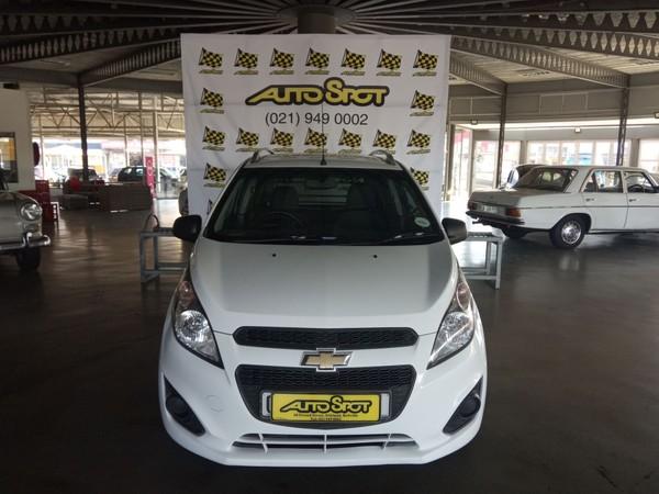 2017 Chevrolet Spark Pronto 1.2 FC Panel van Western Cape Bellville_0