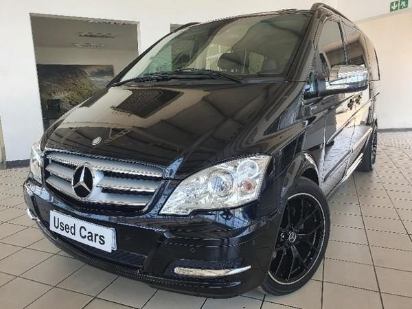 2013 Mercedes-Benz Viano 3.0 Cdi Avantgarde  Gauteng Isando_0