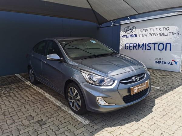 2018 Hyundai Accent 1.6 Gls  Gauteng Germiston_0