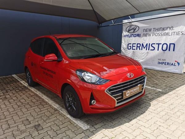 2020 Hyundai Grand i10 1.0 Fluid Gauteng Germiston_0