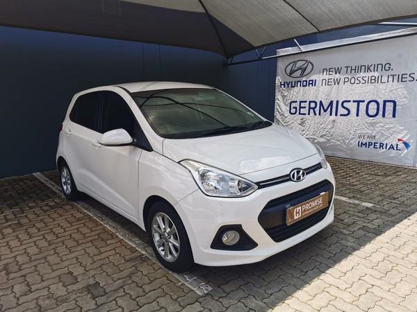 2016 Hyundai Grand i10 1.25 Fluid Gauteng Germiston_0
