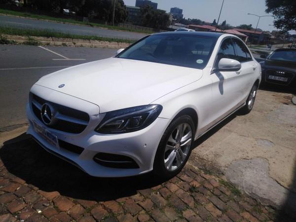 2015 Mercedes-Benz C-Class C250 Bluetec Exclusive Auto Gauteng Kempton Park_0