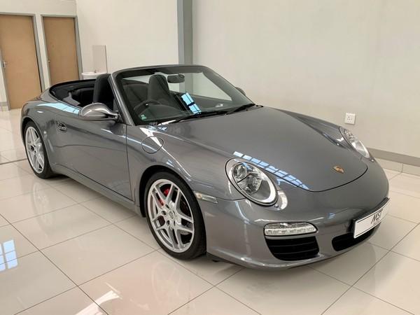 2009 Porsche 911 Carrera S Cabriolet Pdk  Kwazulu Natal Newcastle_0