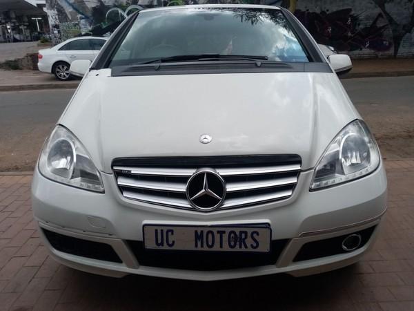 2011 Mercedes-Benz C-Class C 180k Estate Sport At  Gauteng Germiston_0