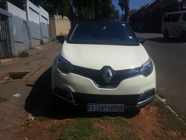 2016 Renault Captur 1.2T Dynamique EDC 5-Door 88kW Gauteng Johannesburg_0