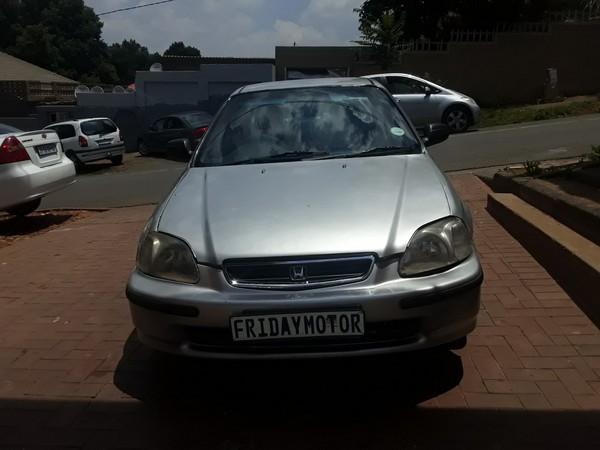 2000 Honda Civic 1.8 I-vtec Vxi 5-dr10ym  Gauteng Johannesburg_0