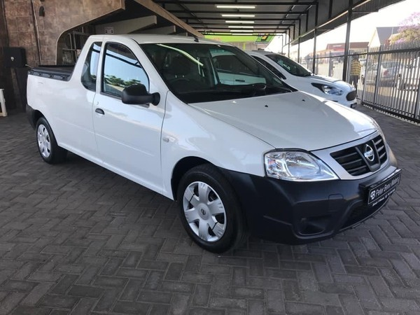 2018 Nissan NP200 1.5 Dci  Ac Safety Pack Pu Sc  Eastern Cape Uitenhage_0