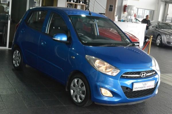 2011 Hyundai i10 1.1 Gls  Gauteng Roodepoort_0