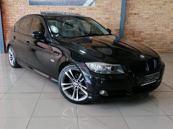 2009 BMW 3 Series 320i Sport At e90  North West Province Orkney_0