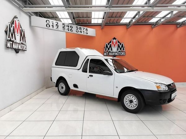 2011 Ford Bantam 1.6i Ac Pu Sc  Gauteng Pretoria_0
