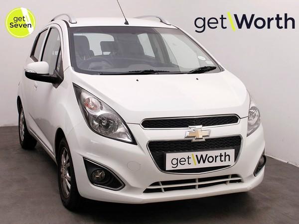 2016 Chevrolet Spark 1.2 Ls 5dr  Western Cape Milnerton_0