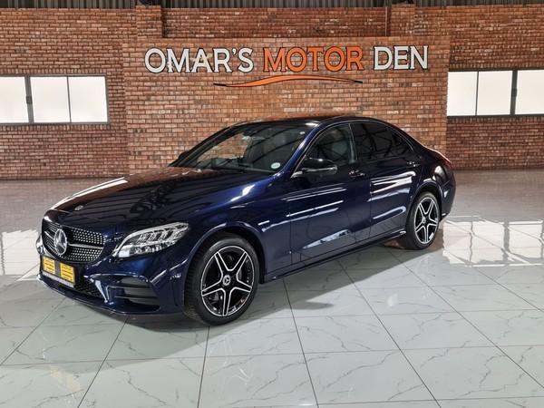 2019 Mercedes-Benz C-Class C180 AMG Line Auto Mpumalanga Witbank_0