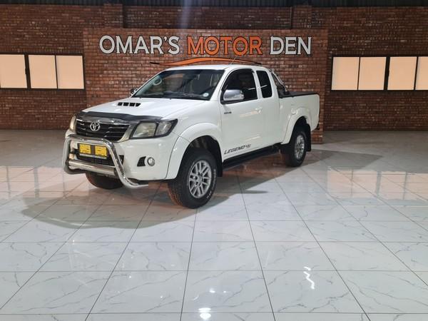 2015 Toyota Hilux 3.0D-4D LEGEND 45 XTRA CAB PU Mpumalanga Witbank_0