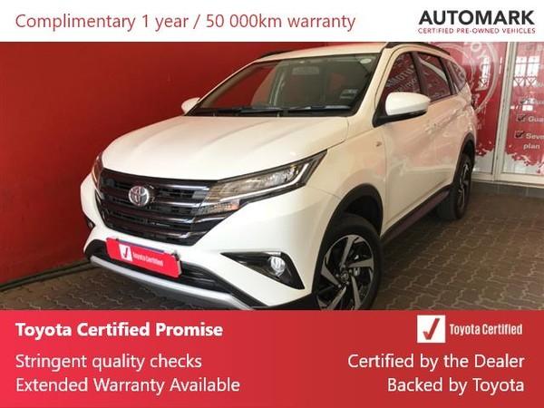 2019 Toyota Rush 1.5 Auto Gauteng Roodepoort_0