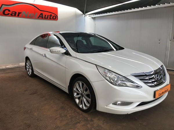 2012 Hyundai Sonata 2.4 Gls Executive At  Gauteng Pretoria_0