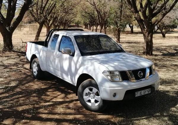 2009 Nissan Navara 2.5 Dci Xe Kcab 4x4 Pu Sc  Gauteng Derdepark_0