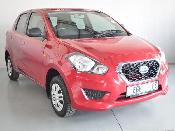 2019 Datsun Go 1.2 LUX Free State Bloemfontein_0