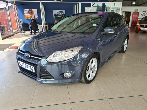 2013 Ford Focus 2.0 Tdci Trend Powershift 5dr  Gauteng Nigel_0
