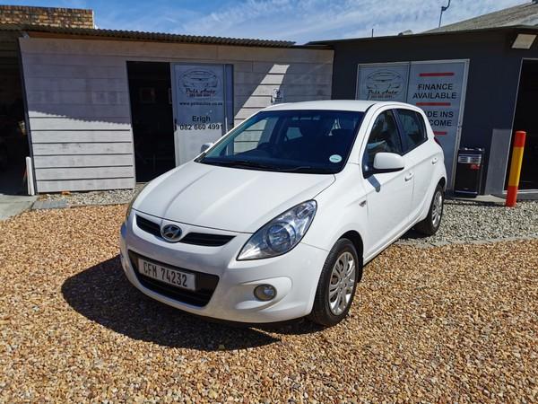 2010 Hyundai i20 1.6  Western Cape Kraaifontein_0
