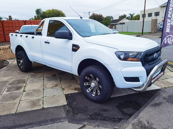 2016 Ford Ranger 2.2TDCi XL Single Cab Bakkie Eastern Cape East London_0