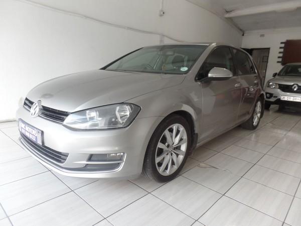 2013 Volkswagen Golf Vi 1.4 Tsi Highline 118kw  Gauteng Johannesburg_0