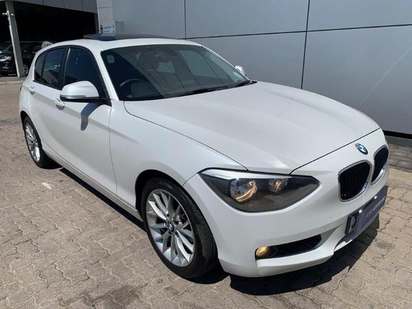 2014 BMW 1 Series 118i 5dr At f20  Gauteng Krugersdorp_0